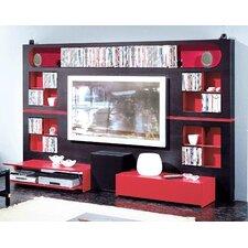 Wall-Mounted TV Panel