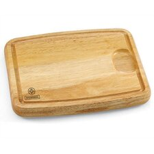 Small Solid Wood Cutting Board