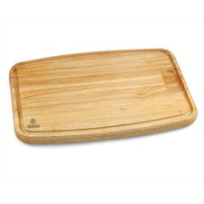 Large Solid Wood Cutting Board