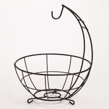 Banana Hanger Wire Fruit Basket