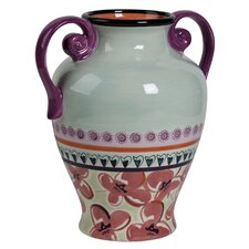Hearts and Flowers Vase