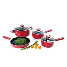 Non-Stick Aluminum 7-Piece Cookware Set