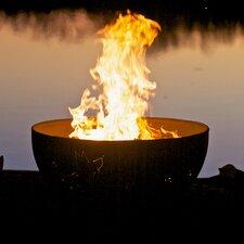 Funky Dog Fire Pit