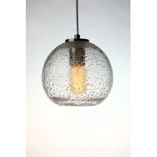 Vintage 1 Light Globe Pendant