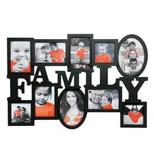 Family Heritage 10 Piece Picture Frame Set