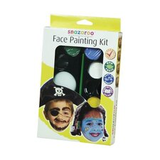 Primary Face Painting Kit