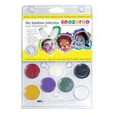 Rainbow Face Painting Kit