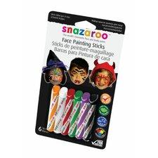 Face Paint Stick Halloween (Set of 12)