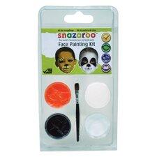 Tiger Mini Face Painting Clam Shell Kit (Set of 2)