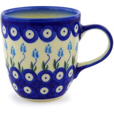 Polish Pottery 11 oz. Stoneware Mug