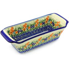 Polish Pottery Rectangular Baker