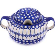 Polish Pottery 101 oz. Tureen