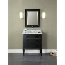 "Manhattan 31"" Single Bathroom Vanity Set"
