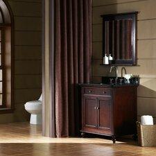 """Glenayre 31"""" Single Bathroom Vanity Cabinet Set"""