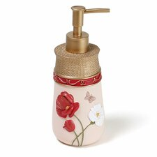 Poppy Field Lotion Dispenser