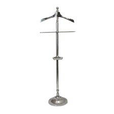 Urban Aluminum Butler Valet Stand Clothing Rack