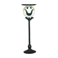 Ghost Face Candlestick
