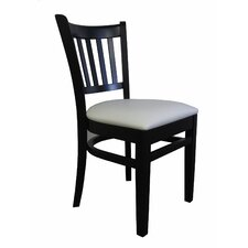 Grill Side Chair with Cushion