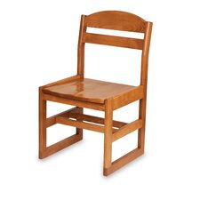 "18"" Wood Classroom Chair"