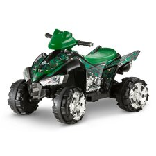 ATV Quad Powered Car