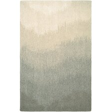 Super Indo-Natural Gray Area Rug