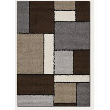 Moonwalk Stonewall Chocolate Rug