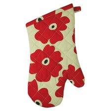 Poppy Oven Mitt (Set of 2)