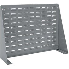 """19.56"""" H Louvered Bench Rack"""