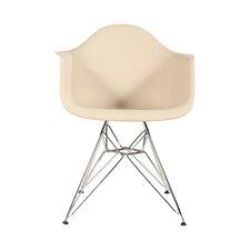 The Mid Century Metal Eiffel Arm Chair