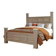 Stonehill Panel Bed