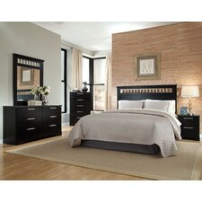 Atlanta Queen Panel Customizable Bedroom Set