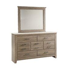 Stonehill 7 Drawer Dresser with Mirror