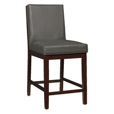 Couture Elegance Counter Height Side Chair (Set of 2)