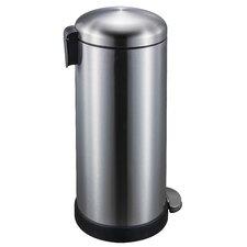 30 Liter Round Retro Look Trash Can