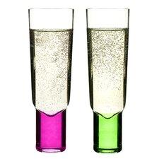 Club 8.5 Oz. Champagne Flute (Set of 2)