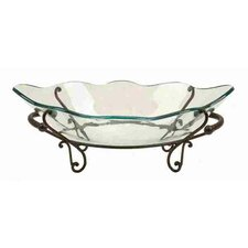 Urban Trends Antique Fruit Bowl