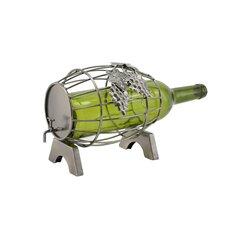Barrel Tabletop Wine Rack