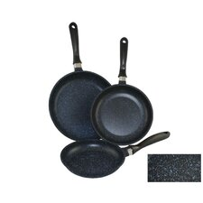 3 Piece Nonstick Frying Pan Set