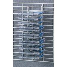Charnstrom Multimedia Storage Rack