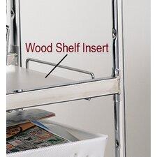 Laminated Wood Shelf Insert