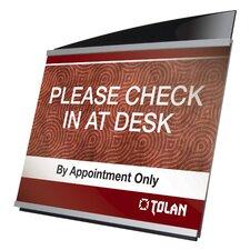 Interior Image®Architect Sign Holder