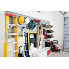 Garage and Hardware Storage System