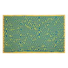 Bitmap Barcelona Wool Blanket