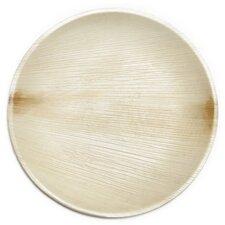 "9"" All Natural Palm Leaf Dinner Plate (Set of 25)"