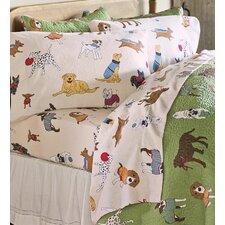 Doggone Cotton Sheet Set