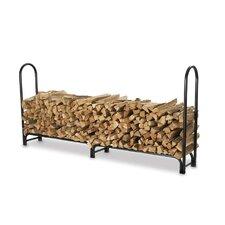 "Extra-Large USA-Made Heavy-Duty Steel Log Rack, 96""L X 13""W X 60""H"