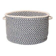 Twisted Natural Wool Basket