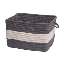 Rope Walk Utility Basket