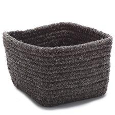 Natural Shelf Square Basket