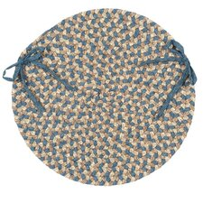 Pattern-Made Chair Pad